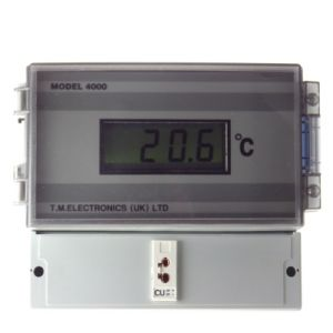 TME-4001-Single-Input-Wall-Mount-Temperature-Unit