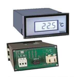 TME-5001-Thermocouple-Panel-Mount-Instrument