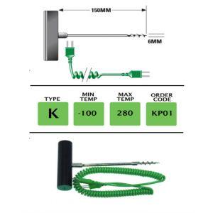 TME-KP01-K-Type-Frozen-Food-Corkscrew-Temperature-Probe-Layer