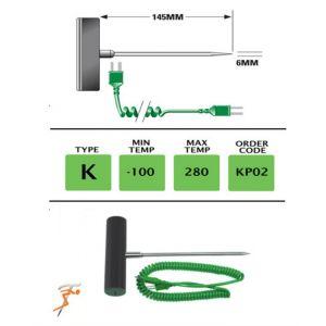 TME-KP02-K-Type-Heavy-Duty-Temperature-Probe