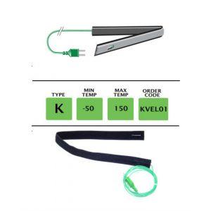 TME-KVEL01-K-Type-Velcro-Band-Surface-Temperature-Probe-Layer