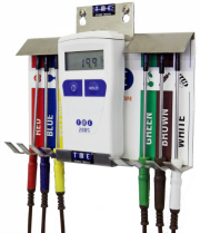 TME Exhibits NEW Wall Mounted Temperature Kit at Lunch! 2016