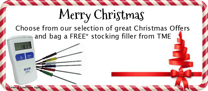 Christmas Offer From TME