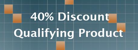 40% Discount Identifier