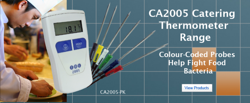 CA2005 Catering Temperature Monitoring Range