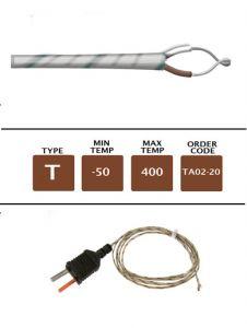 TA02-20_T_Type_Fine_Wire_Temperature_Probe