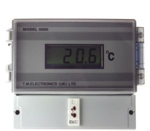 TME-4001-Single-Input-Wall-Mount-Temperature-Unit
