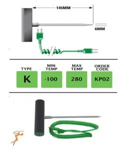 TME-KP02-K-Type-Heavy-Duty-Temperature-Probe