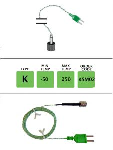TME -KSM02-Magnetic-Surface-Temperature-Probe