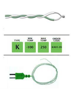 TME_KA01-20_Fine_Wire_Temperature_Probe_Layer