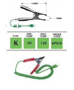 TME_KPS10_Pipe_Clamp_Temperature_Probe
