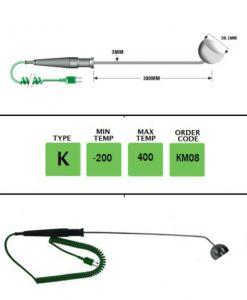KM08 - Legionella -Shower-Probe