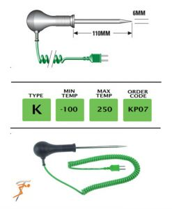 TME-KP07-K-Type-Heavy-Duty-Needle-Temperature-Probe-Layer