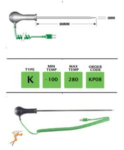 TME-KP08-K-Type-Extended-Heavy-Duty-Needle-Temperature-Probe-Layer