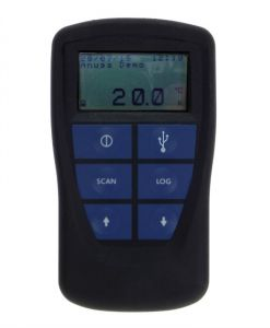 MM7105-2D ThermoBarScan Barcode Thermometer with USB
