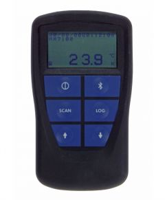 MM7100-2D - Waterproof ThermoBarScan - 1D/2D Barcode Scanner & Bluetooth