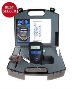 Sous Vide Temperature Monitoring Kit