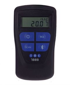 TME-MM7000-2D Waterproof Thermobarscan 1D/2D Barcode Scanning Thermometer