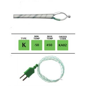 TME-KA02-Fibre-Glass-Fine-Wire-Temperature-Probe