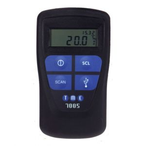 MM7005-2D - Waterproof ThermoBarScan - 1D/2D Barcode Scanner & USB Interface
