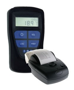 NEW MM7010 Bluetooth Logging Thermometer/Print Combo