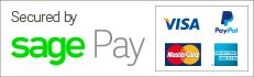 SagePay-Credit Cards and PayPal Payment